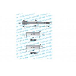 Сосковая резина Милклайн Стандарт D22