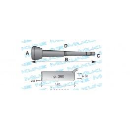 Сосковая резина ML LTGC24