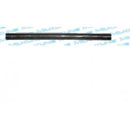 Патрубок вакуумный ПВХ 205X7X14 красн линия