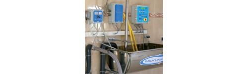 Автомат промывки и его компоненты